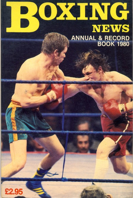 Boxing News Annual and Record Book 1980