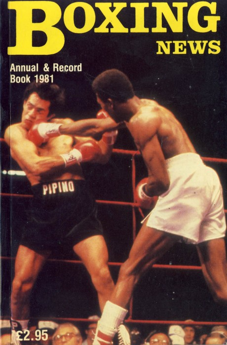 Boxing News Annual and Record Book 1981