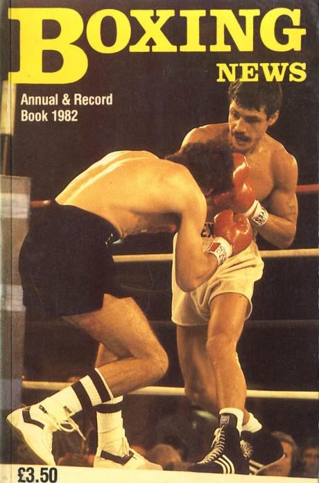Boxing News Annual and Record Book 1982