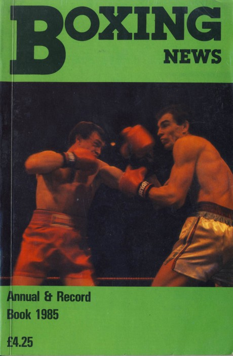 Boxing News Annual and Record Book 1985