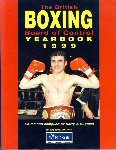 Boxing Year Book 1999 BBBC