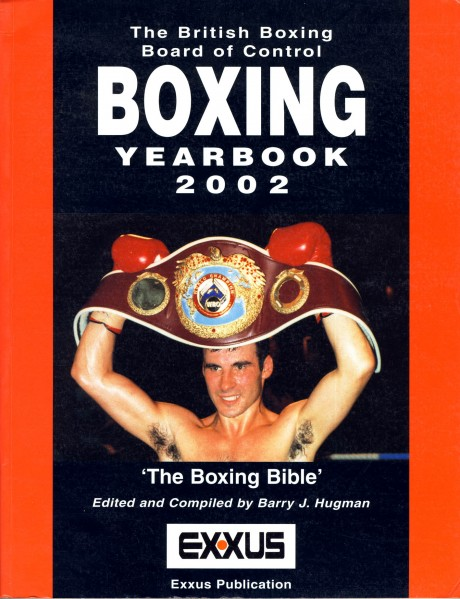 Boxing Year Book 2002 BBBC
