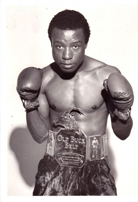 Evans Gwiji SA Jnr. Lightweight Champion 1978