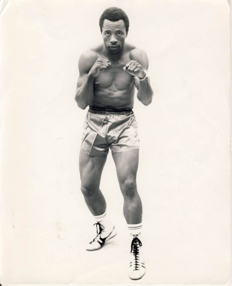 Fraser Memela SA Heavyweight Champion 1972