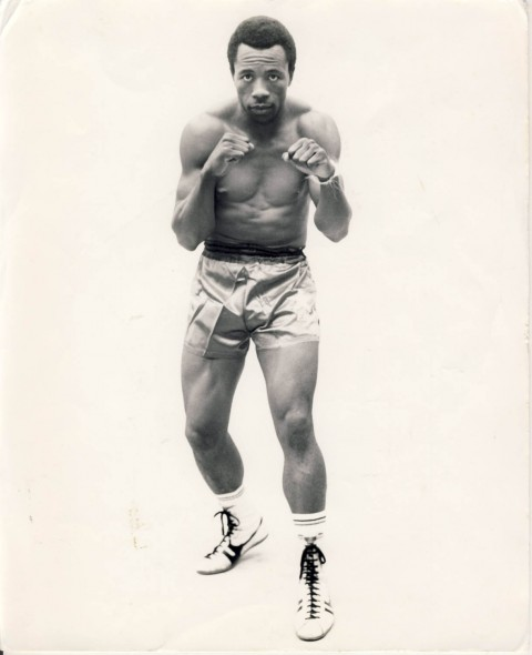 Fraser Memela SA Heavyweight Champion 1972 - African Ring
