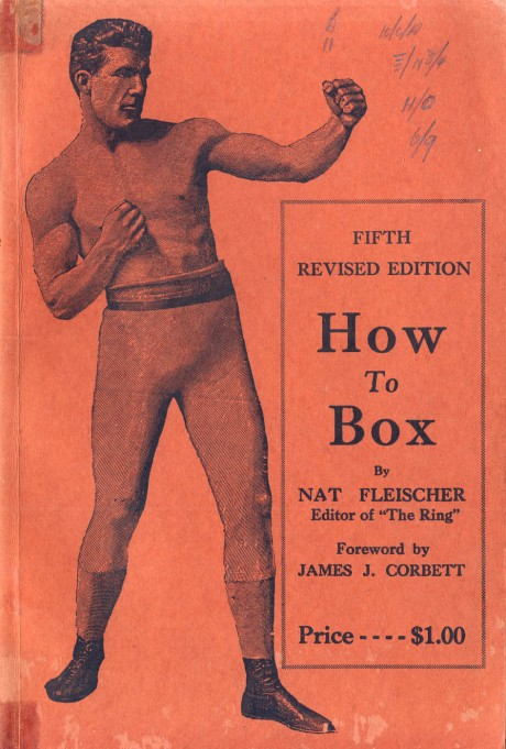 How to Box by Nat Fleicher