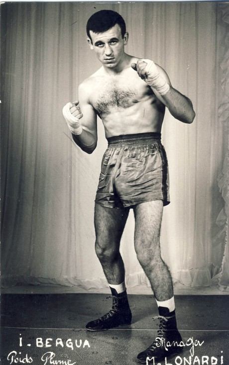 Isidro Bergua boxed 1962-1965