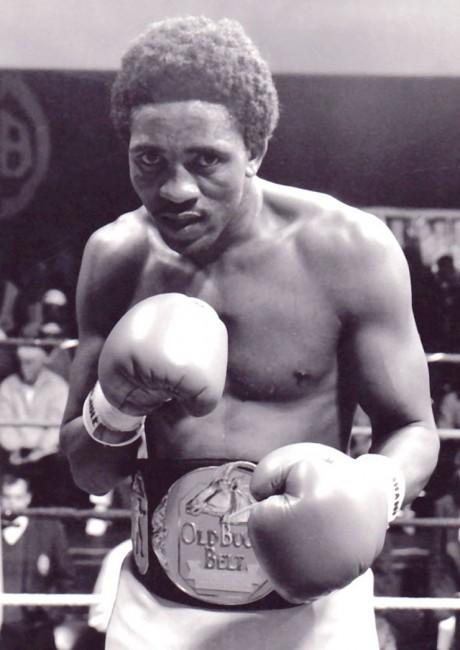 Mbulelo Mxokiswa SA Middleweight Champion 1988