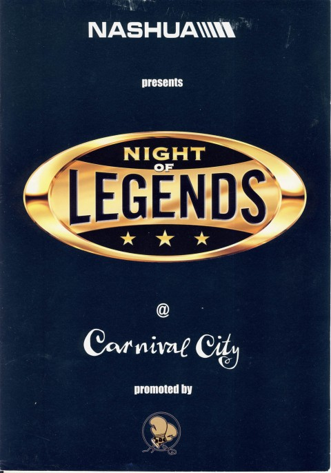 Night of Legends - African Ring