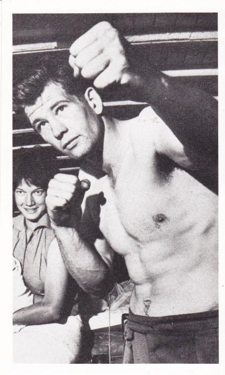 Stoffle Willemse SA Heavyweight Champion 1963