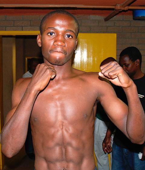 Thami Mbonani - African Ring