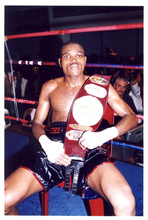 Vincent Vuma SA - Afriican Ring