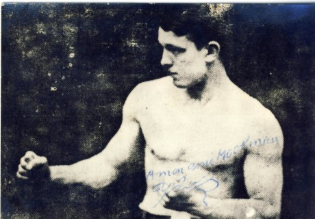 Yvon Trevidic 1929 youngest to fight for world title