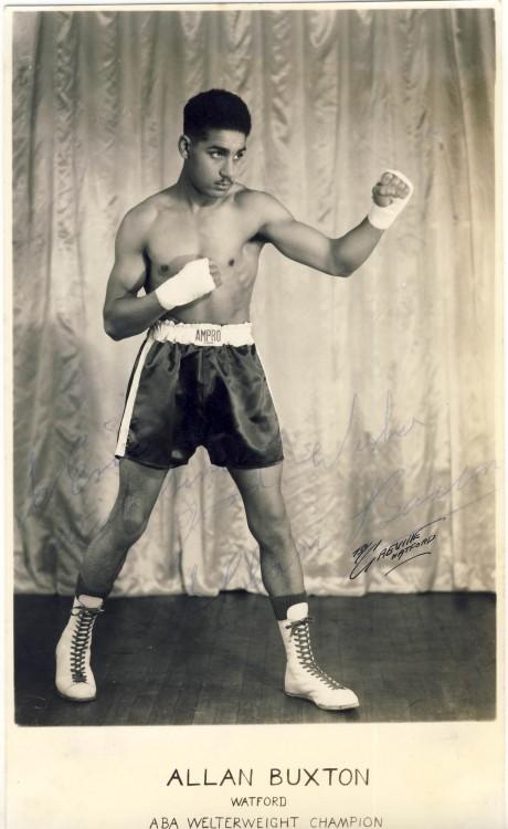 Allan Buxton 1949-1953