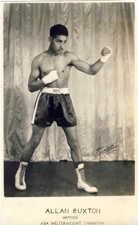 Allan Buxton - African Ring