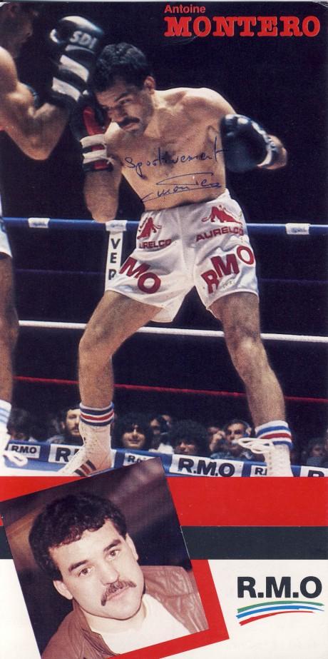 Antoine Montero 1980-1988