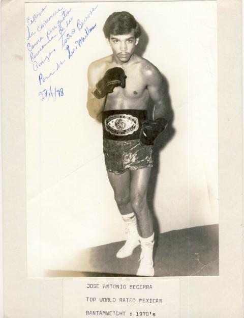 Antonio Becerra - African Ring