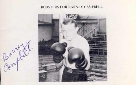 Barney Campbell 1941-1942 had 22 bouts in 1 year