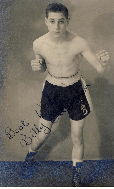 Billy Billington 1951-1954