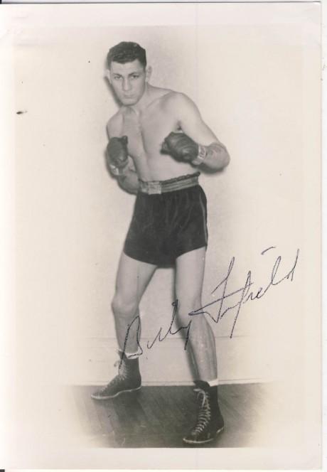 Billy Fiefield 1947-1962