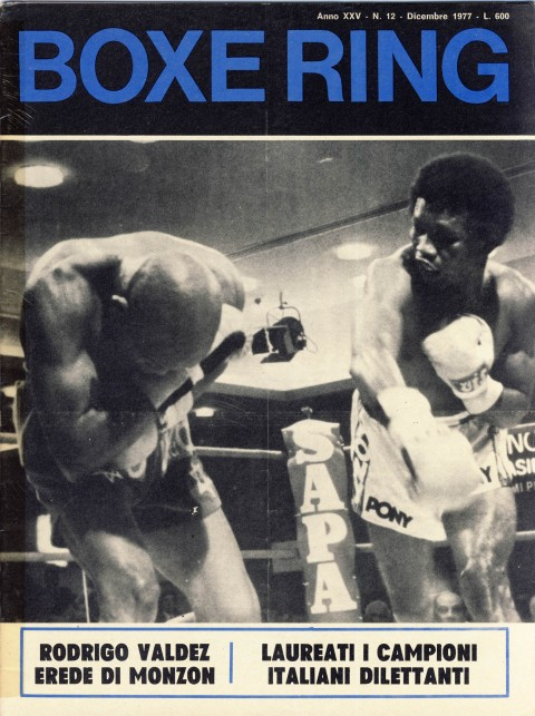 Boxe Ring December - African Ring
