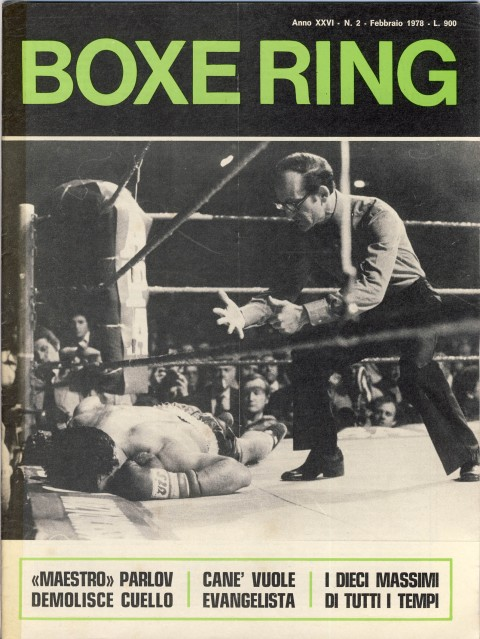 Boxe Ring - African Ring