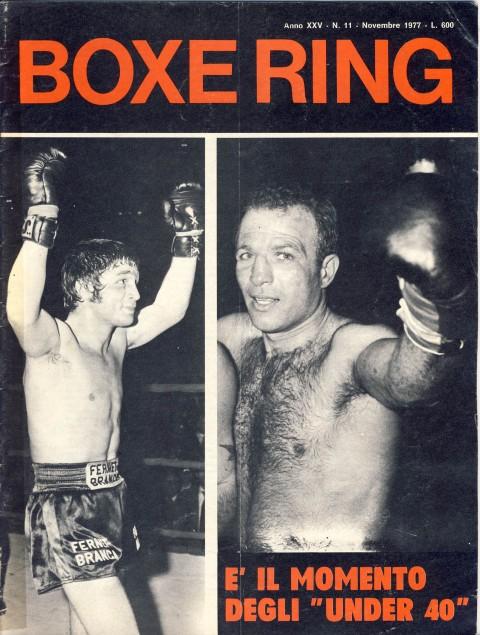 Boxe Ring Nov - African Ring