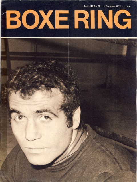 Boxe Ring October 1977 - African Ring