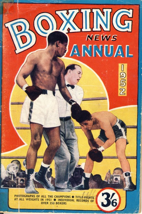 Boxing News Annual 1952