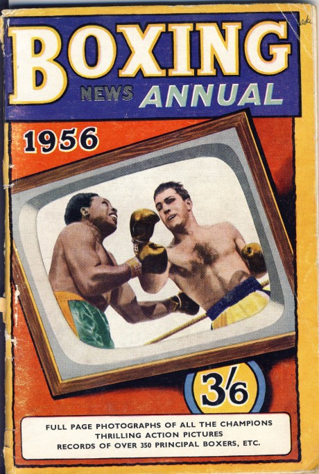 Boxing News Annual 1956