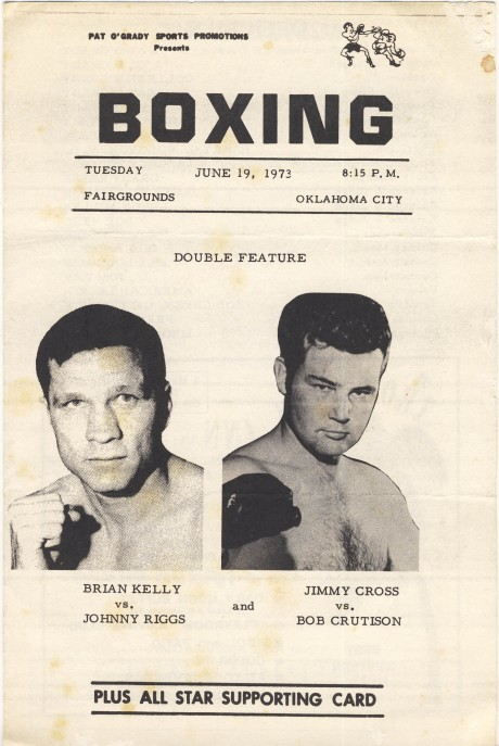 Brian Kelly vs Johnny Riggs 1973 pro-am tournament