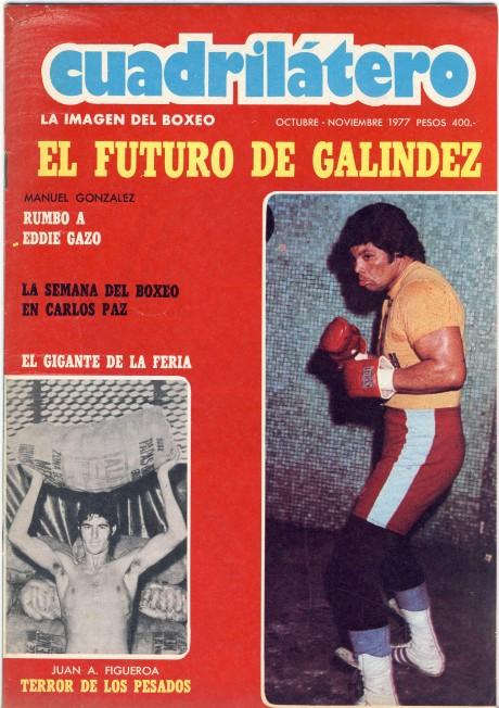Cuadrilatero November1977 Victor Galendez