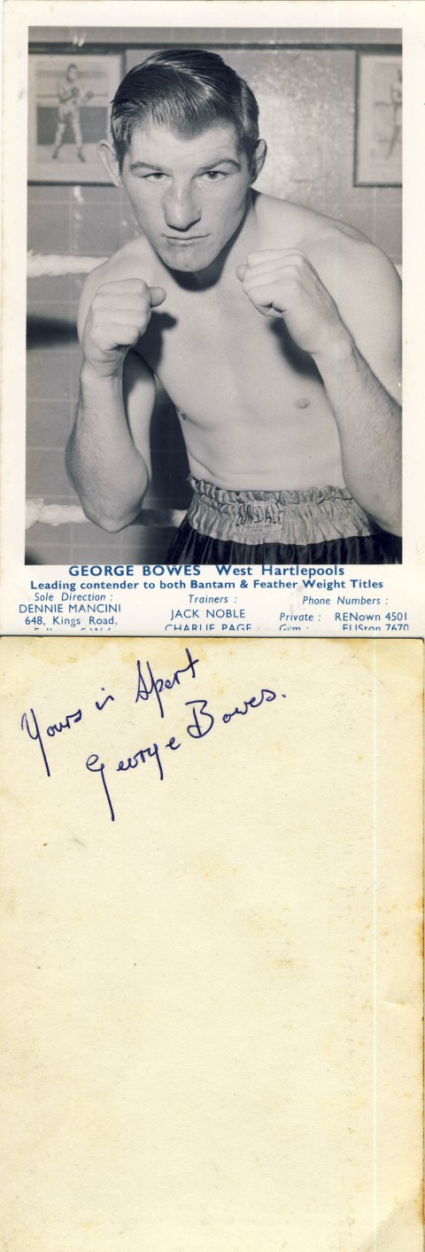 George Bowes - African Ring