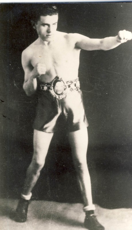 Jackie Brown 1926-1939 Fly-weight World Champion