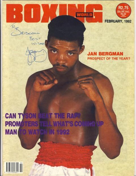 Jan Bregman - African Ring