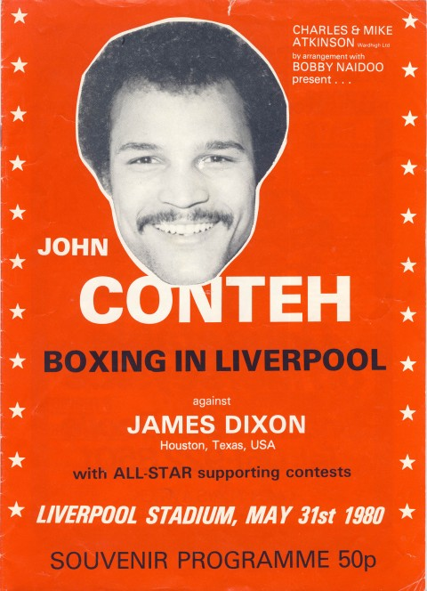 John Coteh vs James Dixon - African Ring