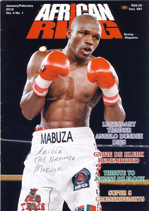 Laizer Mabuza - African Ring