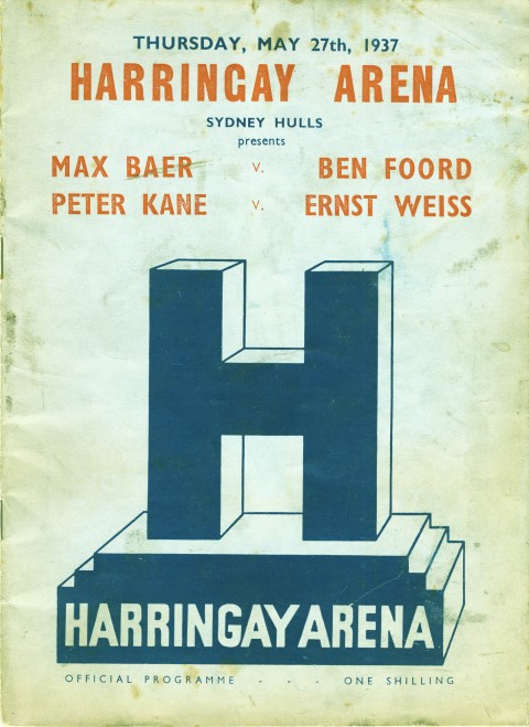 Max Baer vs Ban Foord - African Ring