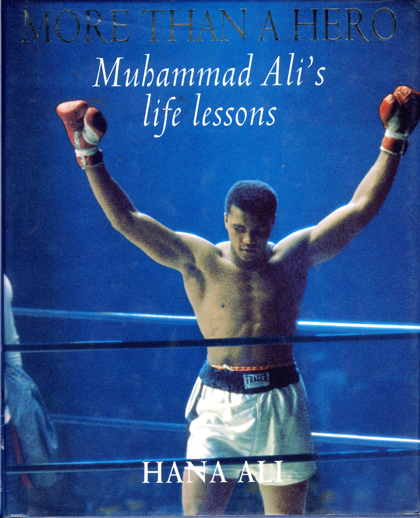 muhammad ali life lessons by hana ali african ring