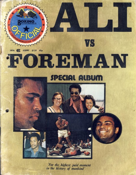 Muhammed Ali vs George Foreman - African Ring