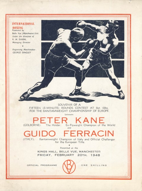 Peter Keenen vs Guido Ferracin - African Ring