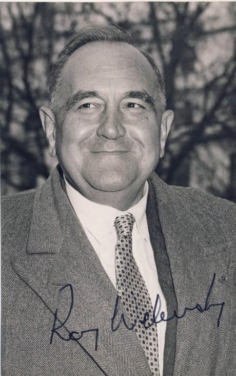 Sir Roy Welensky #2