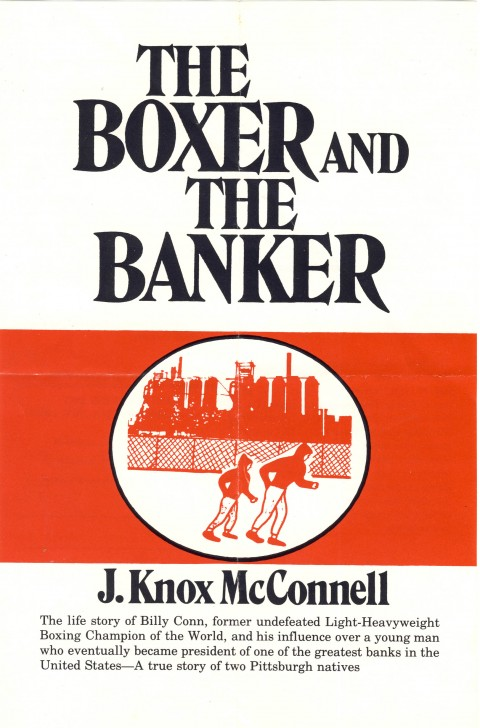 The Boxer and the Banker - African Ring