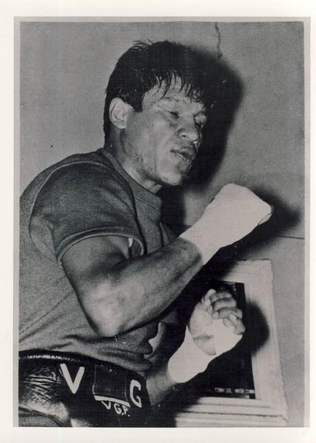 Vicente Garcia 1956-1972