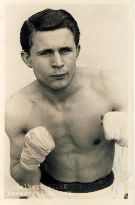Adalbert Simek 1947-1960