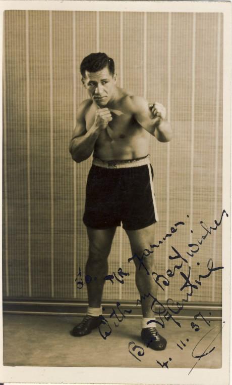 Ben Valentine 1933-1949