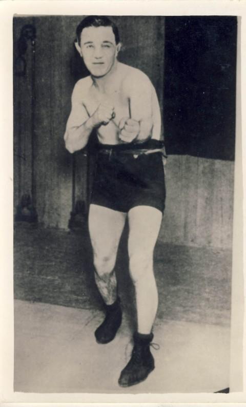 Bill Beynon - African Ring