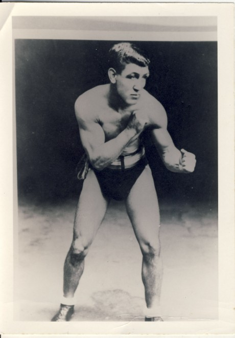 Frank Thorn 1904-1930 bouts 109