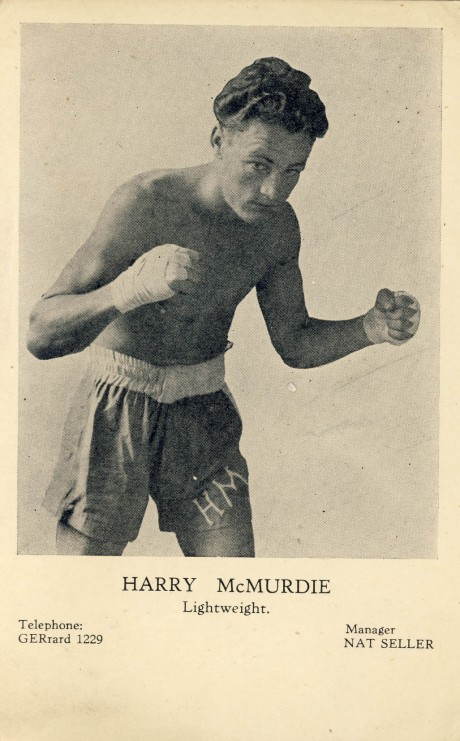 Harry McMurdie 1947-1951