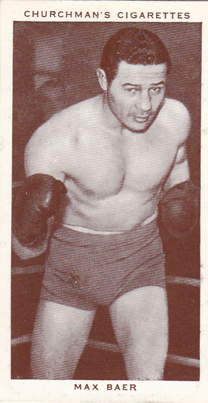 Max Baer - African Ring